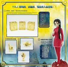 Saint Seiya Gold Cloth LCM Pandora Box 4 Capricorn Aquarius Pisces Shunrei SM29
