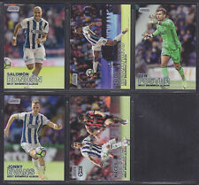 Topps Premier League Stadium Club 2016 - West Bromwich Albion Base Set (5)