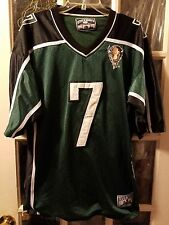 Marshall Thundering Herd SEWN Football Jersey Shirt Adult L Buffalo Marco Moss