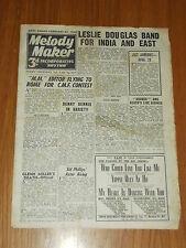 MELODY MAKER 1946 #657 FEB 23 JAZZ SWING GLENN MILLER SID PHILLIPS DENNY DENNIS