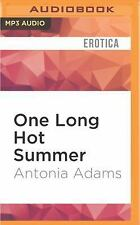 The Secret Library: One Long Hot Summer by Antonia Adams (2016, MP3 CD,...