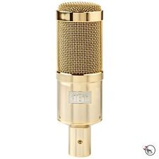 Heil Sound PR40 Studio Recording Guitar Bass Kick Drum Vocal Microphone Gold