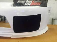 2G 4G63 Eclipse 2GB 97 99 Carbon Fiber Bumper Blockers