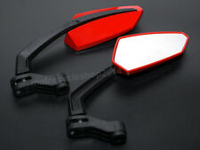 Motorcycle Custom Side Mirrors Street Sport Bike Choppers Crusiers naked bike
