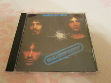 Hard Stuff - Bulletproof CD