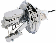 "1967-68-69 Camaro / Firebird / Chevelle 11"" Chrome Power Brake Booster Kit"