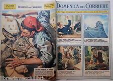 LA DOMENICA DEL CORRIERE 9 agosto 1964 Cantastorie Giuseppe Trabucchi Govi e di