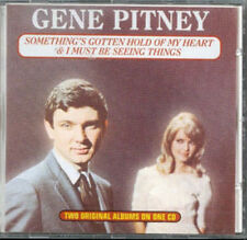 "Gene Pitney: ""Somethings Gotten Hold Of.../I Must Be Seeing Things"" (CD Reissue)"