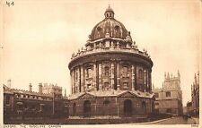 BR94584 oxford the radcliffe camera real photo  uk