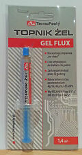 1.4ml Syringe No Clean Soldering Flux Gel for SMD, BGA, XBOX, Phone repair etc.