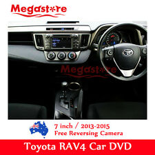 "7"" Car DVD GPS player head unit For TOYOTA RAV4 2013-2015"