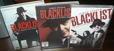 THE BLACKLIST: The Complete Seasons 1-3 DVD,SEASON 1,2,3 Free fast Shipping, NEW