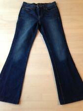 Calvin Klein Dark Wash Flare Women's Stretchy Jeans Size 2