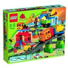NEW Lego Duplo Train 10508 Deluxe Train Set SEALED Boys Girls Ships World Wide