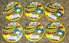 Lot of 6 Exclusive Toys R Us Batch 1 Fungus AmungUs Mini Figure Blind Petri Dish