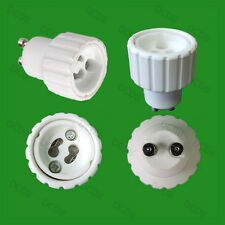 GU10 To GU10 Light Bulb Lamp Adaptor Converter Holder Base Socket Extender