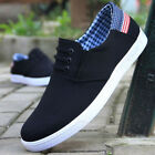 NEW Student everyday Men's Canvas Shoes Casual Sneakers board shoe Trainers