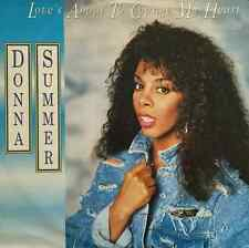 """DONNA SUMMER - Love's About To Change My Heart (12"""") (VG/G)"""