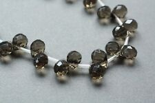 20 New Swarovski Crystal Glass Bead Briolette 13mm