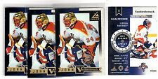 1X JOHN VANBIESBROUCK 1998-99 Zenith #9 PROMO SAMPLE Bulk Lot available