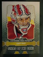 12/13 ITG BTP BETWEEN THE PIPES # 83 CAREY PRICE