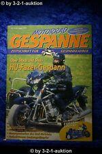 Motorrad Gespanne Nr.76 4/03 BMW R 1100 GS Laverda