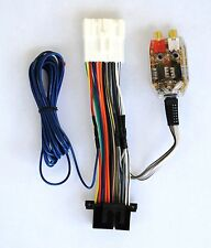 Factory Radio Amp Amplifier Interface Install Adapter Wiring Wire Harness Cable
