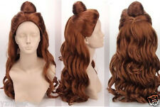 Disney Princess Beauty and the Beast - Bell Princess Cosplay Wig