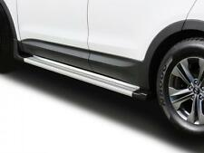 HYUNDAI SANTA FE 2012 ON EGR SIDE STEPS / INTEGRATED RUNNING BOARDS OEM QUALITY