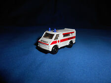 GERMAN AMBULANCE #1 Emergency MEDICAL Vehicle Toy Plastic Toy Kinder Surprise