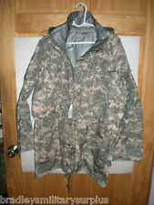 EUC ACU ECWCS Gen III L4 Cold Weather Wind Shirt - Size Medium/Regular