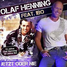 HENNING-JETZT ODER NIE  CD NEW