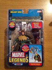 Marvel Legends Toy Biz Loki Action Figure, Onslaught Series, MISP