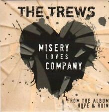 (CG86) The Trews, Misery Loves Company - 2011 DJ CD