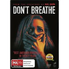 DON'T BREATHE-Jane Levy-Region 4-New AND  Sealed