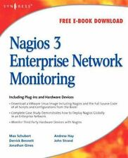 Nagios 3 Enterprise Network Monitoring: Including Plug-Ins and Hardware Devices,
