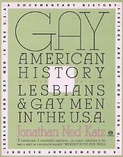Gay American History: Lesbians and Gay Men in the U.S.A. : A Documenta-ExLibrary