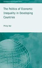 The Politics of Economic Inequality in Developing Countries (Internati-ExLibrary