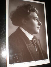 Old postcard St James's Hall London orchestra conductor H Lyell Taylor 1908