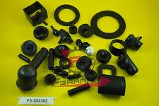 F3-202302 KIT gommini completo per telaio  Vespa  PX 125 150 200 - 31 pezzi
