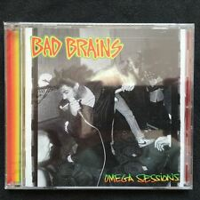 Bad Brains CD Omega Sessions (M/M - Scellé / Sealed)