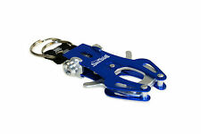 Easy Spring Clip Carabiner Hook - Camping Fishing Biking Key Ring RY444