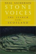 Stone Voices: The Search for Scotland-ExLibrary
