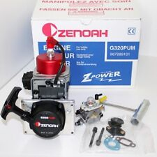 Zenoah G320PUM Marine Boat Engine w/ WT-1107 Carb 2014 Made in Japan