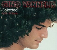 Collected - Gino Vannelli (2014, CD NIEUW)3 DISC SET