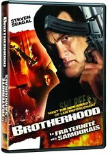 True Justice - Brotherhood  (DVD) Steven Seagal  NEW