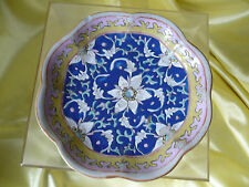 COUPE EN PORCELAINE DE CANTON CHINE 19 EME SIECLE