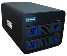 CineRaid CR-H252 2 Bay Portable RAID Subsystem