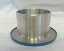 "STAINLESS STEEL STUB END BUTT WELD 3"" S10S, A/SA403, WPS B16.9, 304/304L, 90780"