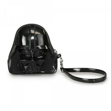 Star Wars Darth Vader Wristlet Coin Purse Molded Licensed Loungefly NEW NWT